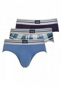 3 paires de coton stretch Retro Homme Jockey de la marque Jockey image 0 produit