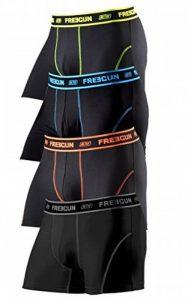 4 Boxers Homme Freegun Aktiv Trainnig de la marque Freegun image 0 produit