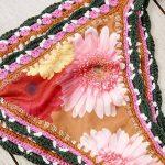 ☎��Ensemble De Bikini TricotéEs Crochet��☎Lolittas Femmes Vert Bleu Kaki BohèMe Fait Main Crochet Tricoté Plage Bikini Ensemble Maillot De Bain Soutien-Gorge de la marque Lolittas image 4 produit