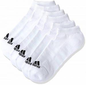 adidas 3-Bandes Performance No-Show Socquettes Mixte de la marque adidas image 0 produit