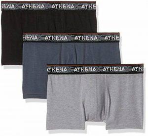 Athena Authentic, Boxer (Lot de 3) Homme de la marque Athena image 0 produit