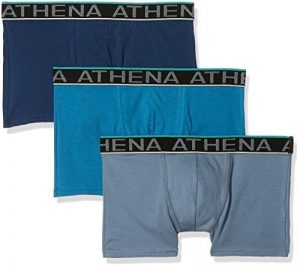 Athena Easy Chic, Boxer (Lot de 3) Homme de la marque Athena image 0 produit