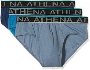Athena Easy Chic, Slip Homme , lot de 3 de la marque Athena image 0 produit