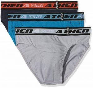 Athena Pulse, Slip Homme (lot de 3) de la marque Athena image 0 produit