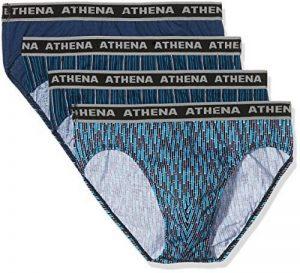 Athena Tonic, Slip Homme (lot de 4) de la marque Athena image 0 produit