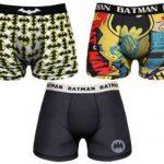 Batman Boxer Homme Marvel 95% Polyester 5% Elasthane de la marque Batman image 1 produit