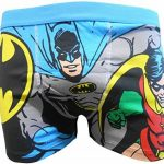 Batman Mens Boxer Trunks Two Pack de la marque Batman image 1 produit