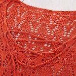 Bikini Couvrir, Malloom Femme Pur Creux-Out Écran solaire de plage Robe de la marque Malloom®_Plage image 2 produit