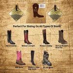 Boot Slip Bottines Et Chaussures de Ski pour Homme OU Femme Lot DE 20 Claro de la marque Boot Slip image 5 produit