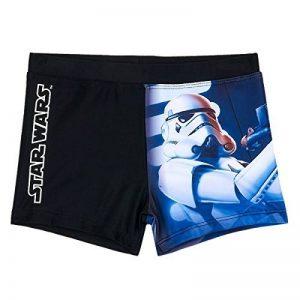 Boxer de bain enfant garçon Star wars Noir/bleu de 6 à 12ans de la marque Star Wars image 0 produit