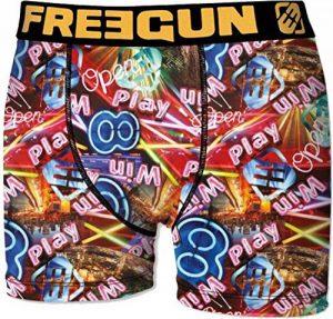 """Boxer Freegun homme FGP39 """"Pays"""" de la marque Freegun. image 0 produit"""