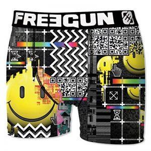 Boxer Freegun homme Fgp48 en microfibre de la marque Freegun. image 0 produit