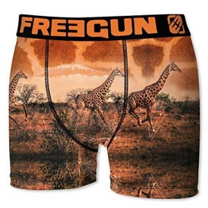 Boxer Freegun Homme P44 Girafe de la marque Freegun image 0 produit
