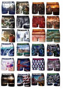 Boxer Freegun homme Pack Assorti Lot de 12+1offert de la marque Freegun image 0 produit