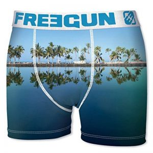 Boxer Freegun Homme PLAGE Sea de la marque Freegun image 0 produit