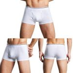 Boxer Homme,Amilia Homme Underwear Lot de 4 Respirant Cotton Calecon Homme de la marque Amilia image 3 produit