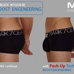 Boxer Homme, Mark7Gear Classic Black, Boxer avec Boost Engeneering (PUSH-UP) de la marque Mark7Gear image 1 produit