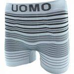 Boxer homme microfibre - Pack X6 de la marque Uomo image 1 produit