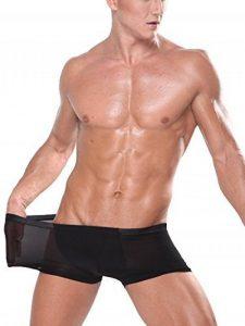 boxer homme transparent TOP 1 image 0 produit