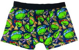 Boxer 'Teenage Mutant Ninja Turtles' - All over print - Taille M de la marque Bioworld image 0 produit