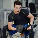 Bwiv haut thermique homme manches courtes t shirt compression léger de la marque Bwiv image 4 produit