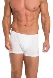 calecon blanc coton homme TOP 4 image 0 produit