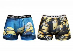 calecon homme minion TOP 9 image 0 produit