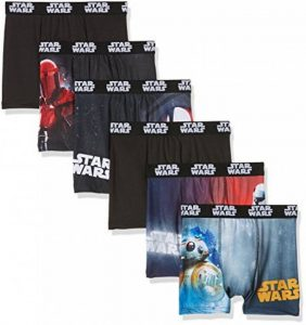 caleçon star wars TOP 7 image 0 produit