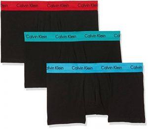 Calvin Klein, Boxer Homme (lot de 3) de la marque Calvin Klein image 0 produit