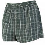 Calvin Klein Homme Lot de 2 boxers tissés Slim Fit, Multicolore de la marque Calvin Klein image 1 produit