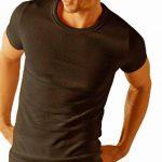 Classic Couche De Base Hommes Thermique T-shirt Manches Courtes Gilet Hiver Sous-vêtement de la marque Socks Uwear® image 2 produit