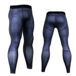 Compression Homme Set À Manches Longues T-Shirt Pantalons Set Bodysuit Pour Les Hommes de la marque ShiFan image 2 produit