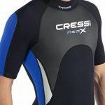 Cressi Med X - Combinaisons Shorty Homme Premium Néoprène 2.5mm de la marque Cressi image 5 produit