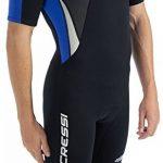 Cressi Med X - Combinaisons Shorty Homme Premium Néoprène 2.5mm de la marque Cressi image 6 produit