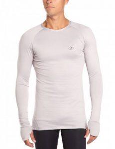 Damartsport T-Shirt col rond homme Gris de la marque Damartsport image 0 produit