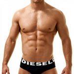Diesel Hommes ANDRE Lot de 3 Slips de la marque Diesel image 3 produit
