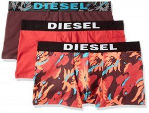 Diesel Umbx-Shawn, Boxer Homme (lot de 3) de la marque Diesel image 0 produit