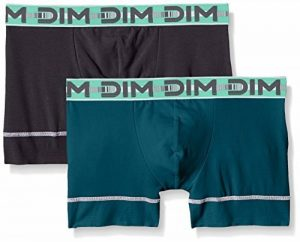 Dim 3D Flex Stay & Fit - Boxer - Uni - Lot de 2 - Homme de la marque Dim image 0 produit