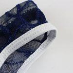Erica Hommes Sexy Dentelle Culotte Boxer Transparent Évider Slips Sous-Vêtements Pack De 3 de la marque Ning image 6 produit