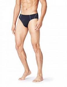 FIND Slip de Bain de Sport à Double Ligne Latérale Homme de la marque FIND image 0 produit