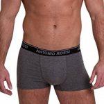 FM London Boxer Hipster Premium riches en coton, muni de malles, Sous vêtements pour Hommes - Lot de 12 de la marque FM London image 1 produit