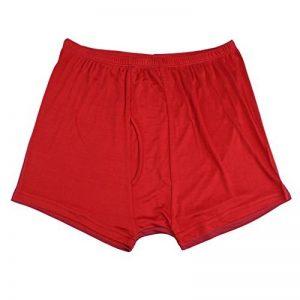 Forever Angel Men's 100% soie Caleçons Boxer en Livraison Gratuite de la marque Forever Angel-Men's Underwear image 0 produit