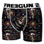 FREEGUN 9 Boxers Homme 9 Motifs De La Photo de la marque Freegun image 4 produit