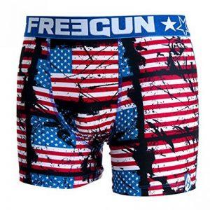 Freegun Boxer Homme FLAG US de la marque Freegun image 0 produit