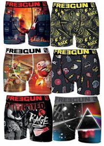 Freegun Boxer, Shorty Homme (lot de 6) de la marque Freegun image 0 produit