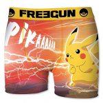 Freegun - Lot de 5 boxers homme Pokemon de la marque Freegun image 1 produit