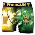Freegun - Lot de 5 boxers homme Pokemon de la marque Freegun image 3 produit