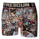 Freegun - USA - Lot De 5 Boxers Homme de la marque Freegun image 1 produit