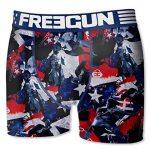Freegun - USA - Lot De 5 Boxers Homme de la marque Freegun image 3 produit