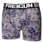 Freegun - USA - Lot De 5 Boxers Homme de la marque Freegun image 4 produit